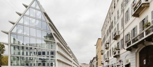 Sede Fondazione Feltrinelli (Milano)