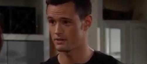 Thomas will be in a coma after an altercation with Brooke. [Image Source: CBS/YouTube]