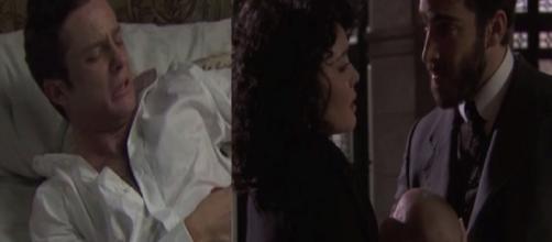 Una Vita, spoiler: Blanca pugnala Samuel e lascia Acacias 38 con Diego e Moises