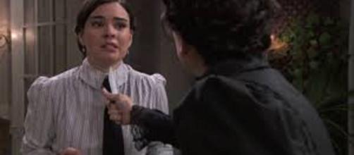 Una vita, spoiler del 23 agosto: Ursula in preda alla follia, minaccia anche Leonor