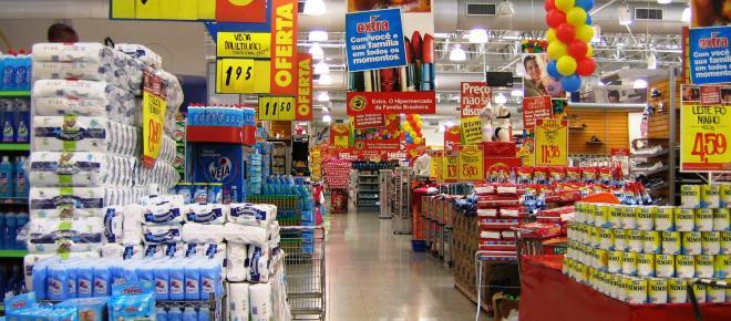 Ventas al menudeo descendieron 0,5% en México