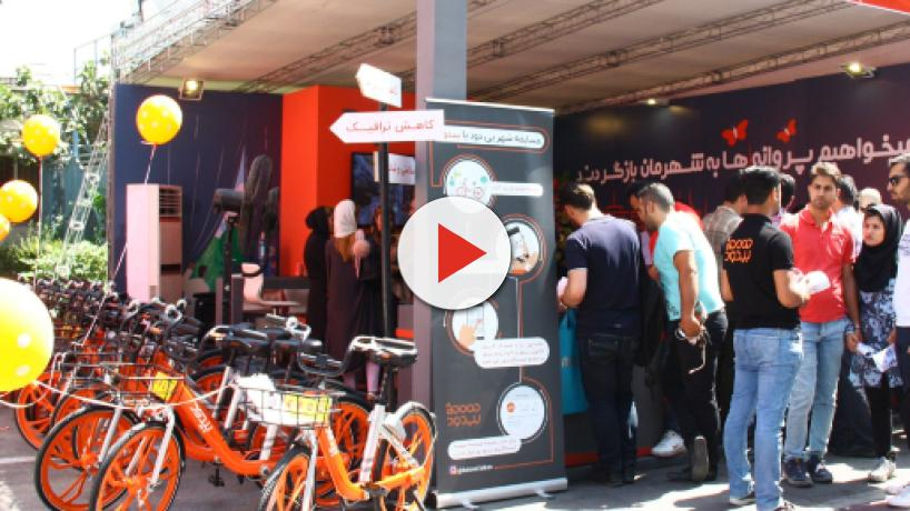 Bdood: Bike sharing application in Iran refuses women to use their services