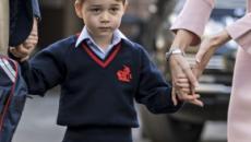 Kate Middleton, lezioni di balletto per baby George e Francese come seconda lingua