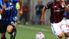 Inter e Milan, esordio in campionato in attesa dei possibili arrivi di Sanchez e Correa