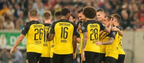 Borussia busca mantar a liderança da Bundesliga. (Reprodução/Instagram/@bvb09)