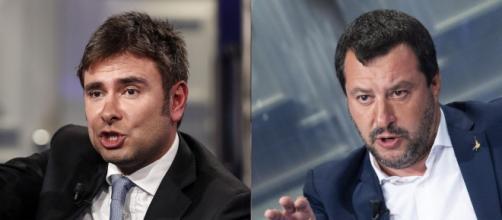 Di Battista lancia la sfida a Salvini
