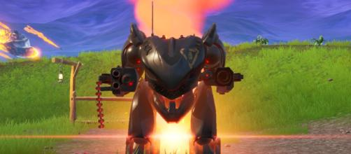 Epic Games has drastically nerfed BRUTE mechs. Credit: In-game screenshot / Author