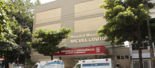 Homem foi levado para o Hospital Miguel Couto, no Rio de Janeiro, e segue sob escolta policial. (Arquivo/Blasting News)