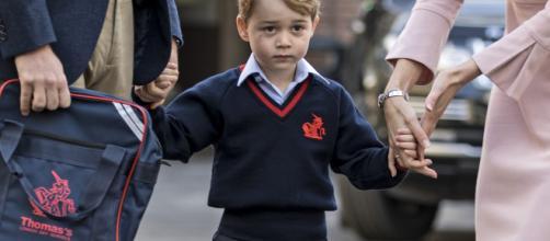 Il principe George in prima elementare a settembre: ecco cosa studierà - fanpage.it