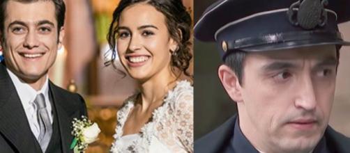 Il Segreto, spoiler Spagna: Meliton muore, Lola e l'Ortega si sposano