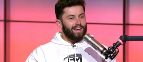 Browns' QB Mayfield retracted on an interview alluding to Giants´Daniel Jones Image credit - The Herd with Colin Cowherd / YouTube