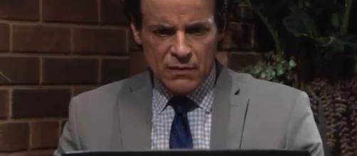 Michael May be in cahoots with Adam or working with Kevin and Chloe.(Image Source:The Young and the Restless-YouTube.)