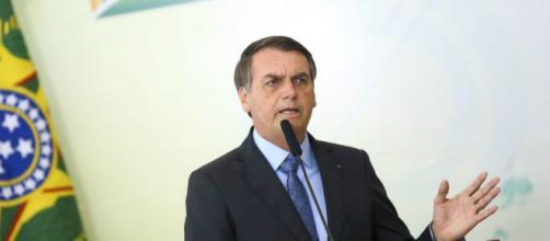 Presidente voltou a comentar sobre a situação da Amazônia. (Marcelo Camargo/Agência Brasil)