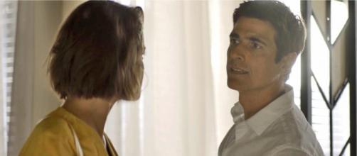 Régis dispensa Jô para ficar com Maria da Paz. (Divulgação/TV Globo)