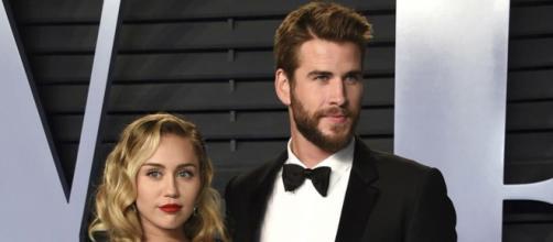 Una posible batalla tras la ruptura de Miley Cyrus y Liam ... - infobae.com