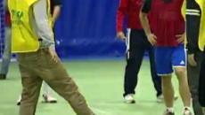 Calcio camminato: un gioco per fare una piacevole sgambata divertendosi