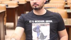 Rufián contesta a Bertín con las cifras de 1.015 asesinadas y un 23% de brecha salarial