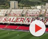 Serie B Salernitana-Pescara Stadio Arechi