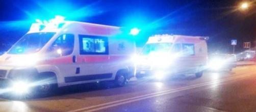 Calabria, incidente stradale: ferito un motociclista