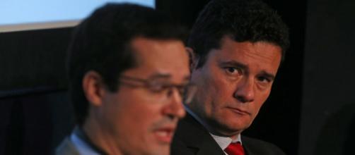 Dallagnol defende Sérgio Moro e critica atitude de Bolsonaro. (Arquivo Blasting News)