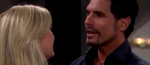 Dollar Bill May side with Brooke regarding Thomas.(zImage Source:The Bold and the Beautiful -YouTube.)