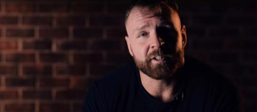 Jon Moxley is out of AEW's All Out PPV due to injury. [Image Credit: YouTube/All Elite Wrestling]