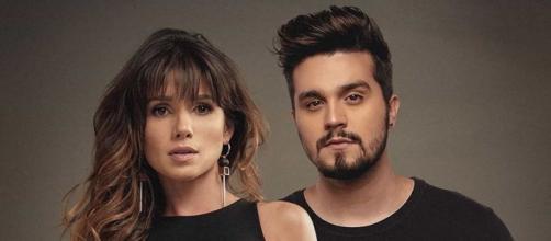 Luan Santana e Paula Fernandes gravaram a música intitulada 'Juntos'. (Arquivo Blasting News)
