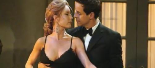 Michael's dark side may cause problems with Lauren.(Image Source: CBS-YouTube.)