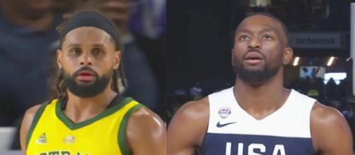 Team USA and Australia will be contenders at FIBA World Cup – image credit: MLG highlights/youtube
