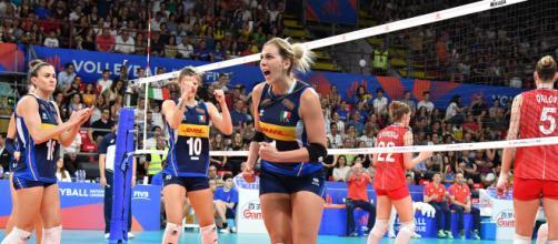 Europei di pallavolo femminile: l'Italia batte la Russia 3-1 e va in semifinale