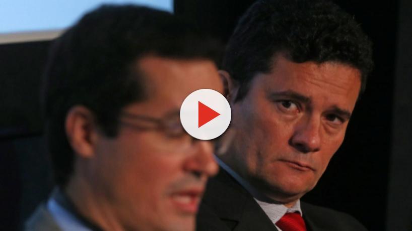 Dallagnol defende Moro e critica Bolsonaro por se afastar do combate à corrupção
