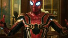 Tom Holland and Kevin Feige talk Spider-Man's future