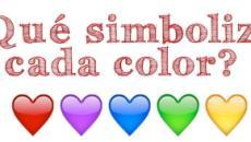 El significado del color de 9 de los corazones de Whatsapp