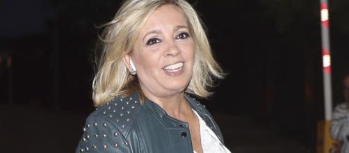 Carmen Borrego se enfada con 'Sálvame'