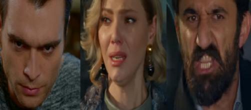 Dolunay, trame: Deniz apprende che Hakan è un assassino, Demet fa i conti con il marito