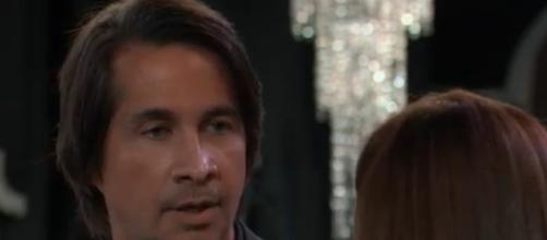 Finn needs to know he has a daughter with Hayden.(Image Source:General Hospital-YouTube.)
