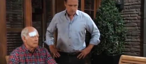 Mike's sister Gladys will pay Sonny a visit. [Image Source:General Hospital/YouTube]
