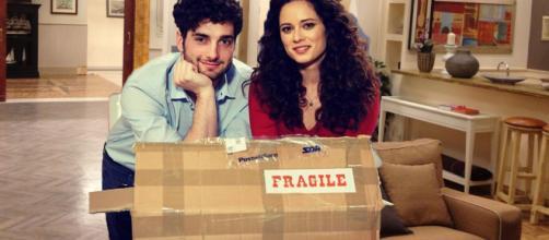 Niko (Luca Turco) e Susanna (Agnese Lorenzini)