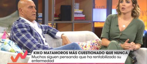 Sandra Barneda acusa a Kiko de frivolizar con el cáncer