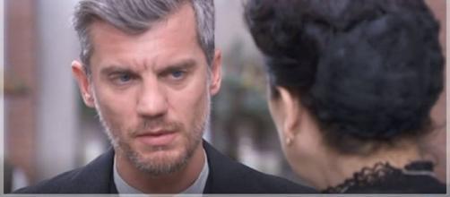 Una Vita, trame spagnole: Mauro accusa Ursula di aver rapito Marcia