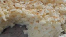Receita de cuscuz doce de tapioca com creme de leite em pó