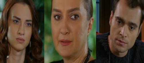 Dolunay, spoiler fino al 6/09: Leman sospetta dei coniugi Aslan a causa di Pelin e Deniz