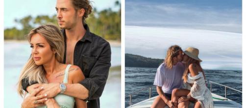 Fidji Ruiz et Dylan Thiry (La bataille des couples 2) bientôt ... - potins.net