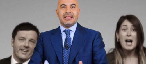 Gianluigi Paragone: 'Se il M5S farà l'accordo col Pd, vedrò se restare nel movimento'