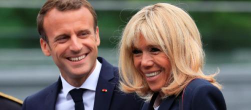 Macron lamenta comentário de Bolsonaro sobre sua mulher: 'triste'. (Arquivo Blasting News)