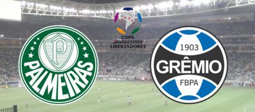 Palmeiras x Grêmio terá transmissão ao vivo do Fox Sports. (Fotomontagem)