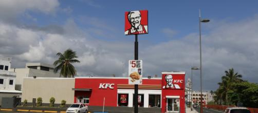 KFC is testing a new 'meatless chicken' product. [Image Source: denvit/Pixabay]