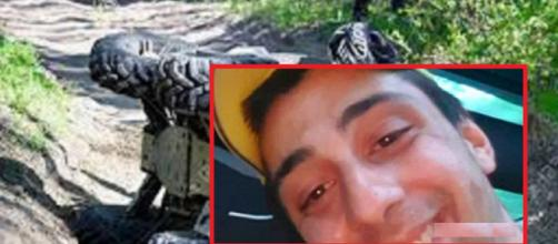 Tragedia in Abruzzo: 25enne si ribalta sul quad e muore schiacciato