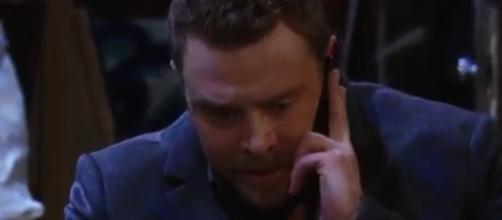 Unsubstantiated rumors persist about Billy Miller's 'GH' exit. [Image Source: General Hospital/YouTube]