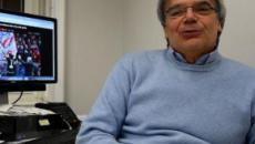 Genoa, Adamoli: 'Chi sta col miglior presidente del dopoguerra è sempre a casa sul divano'